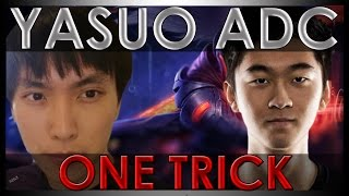 Doublelift - Yasuo One Trick ft. Bjergsen, Biofrost, Pobelter, Aphro