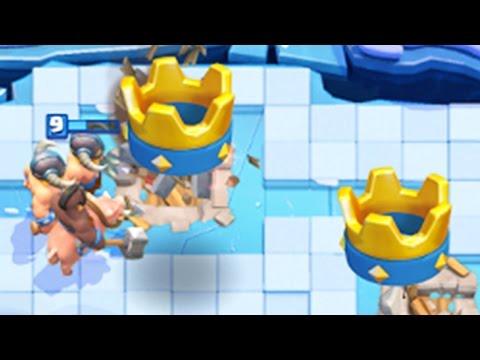 Clash Royale AI-JE BESOIN DE PRÉSENTER CE DECK ?? TRAPA en mode CHAUD !!