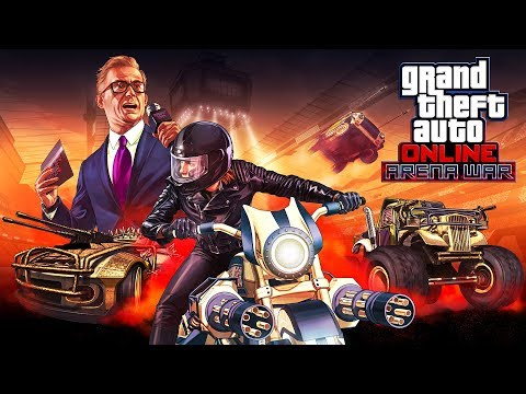 Xxx Mp4 GTA 5 New Update GTA 5 Quot Arena War Quot DLC Spending Spree GTA 5 Spending Spree 3gp Sex
