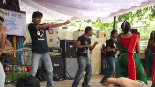 Boishakh Utsob (Dance-Jitbe Cricket)