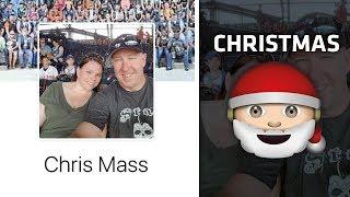 Facebook Names in Song Lyrics | CHRISTMAS SONGS