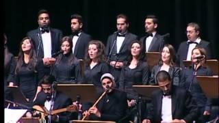 موطني أوركسترا و كورال نقابة الفنانين  بقيادة باسل صالح  .. MAUTENE  -  led by Bassel Saleh