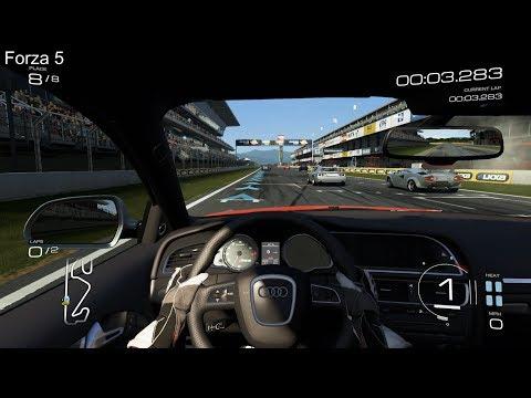 Forza Motorsport 5 Xbox One vs. Forza Motorsport 4 Xbox 360