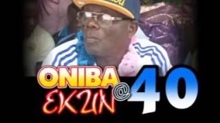Wasiu Alabi Pasuma Oniba Ekin@ 40 (Official Video) pt1