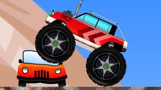 Monster Truck | Game Play | Kids Video