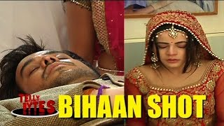 Bihan gets SHOT and gets admitted in hospital | Dhruv's REALISATION in Thapki pyaar ki..