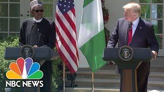 President Donald Trump & Nigeria