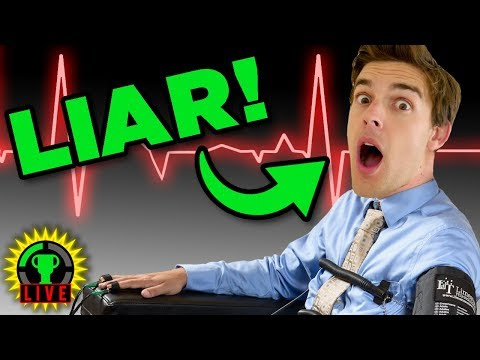HAVE YOU CHEATED ON ME Lie Detector Test