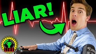 HAVE YOU CHEATED ON ME?   Lie Detector Test