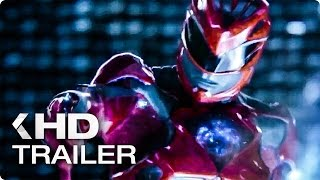 POWER RANGERS International Trailer 2 (2017)