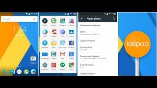 CyanogenMod 12.1 Full Review-Lollipop 5.1.1 on Galaxy Grand i9082 VATSAL BHAVSAR from Variety Videos