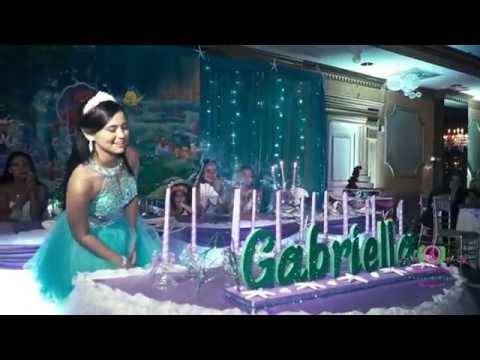 Gabriella's Quinceañera