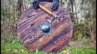 Making a Viking Style Combat Shield