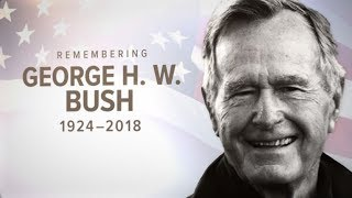 LIVE | Funeral service for former President George H.W. Bush