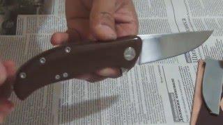 Нож флиппер своими руками