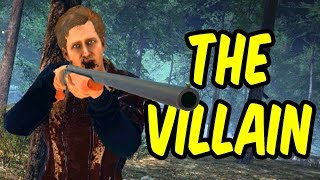 The Villain - Friday the 13th Funny Moments