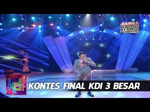"Mahesya "" Gulali Dunia "" Pekanbaru - Kontes Final KDI 2015 (16)"