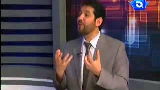 برنامج الأدب الضائع حلقة الشيخ محمد فرحات - قناة الأسرة العربية