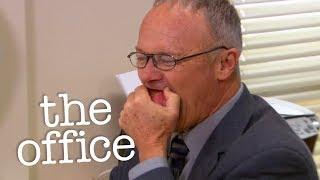 Creed Eats A Potato - The Office US