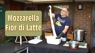 How to Make Real Mozzarella At Home!