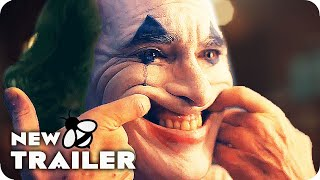 JOKER Trailer (2019) Joaquin Phoenix DC Movie