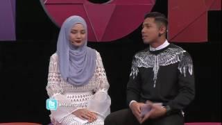 MeleTOP: Kembar Nabil, Iskandar Zulkarnain Ajak Lawan Badminton! Ep186 [24.5.2016]