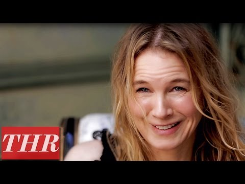 Renee Zellweger If Bridget Jones Was on Tinder What Would Her Profile Say THR Cover Shoot