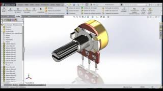 Tutorial como criar ou vincular modelo 3D CAD a componentes no Proteus 8.3