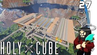[Minecraft] Holycube III - #27 - 64 villages