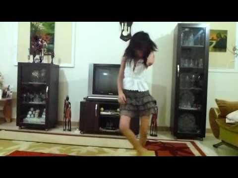 رقص زیبای آلما دختری 11 ساله ی ایرانی