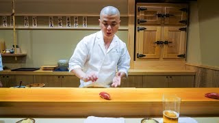 Best Sushi in Japan - Tsukiji Fish Market to $300 HIGH-END SUSHI in Tokyo! | Japanese Food