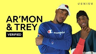 "Ar'mon & Trey ""Forever"" Official Lyrics & Meaning 