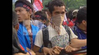 INDO: SBY PROTEST