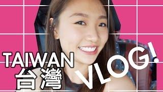 🎃VLOG#10 我要做台妹! Jenn Goes To Taiwan    Pumpkin Jenn🎃