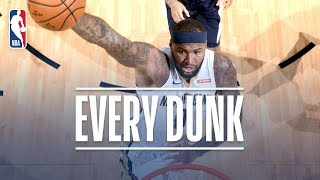DeMarcus Cousins, Hassan Whiteside, and Every Dunk From Friday Night   November 17, 2017