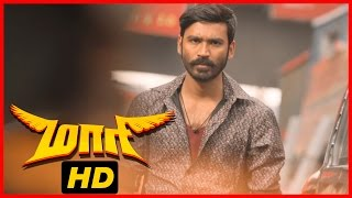 Maari Tamil Movie | Fight Scene | Dhanush beats up Mime Gopi's men | Kalloori Vinoth