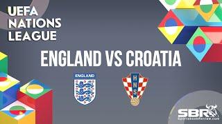 England vs Croatia   UEFA Nations League   Match Predictions