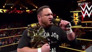 "Eric Young NXT debut - May 4, 2016 ""HD"""