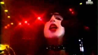 Kiss - I was made for lovin' you -official video clip (HD)