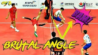 Sepak Takraw ● Brutal Angle of Attack ● Spikes | Ep 2 | HD