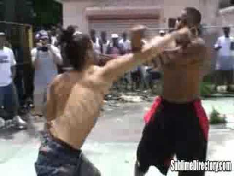 peleas callejeras ray vs jose & jorge by junior