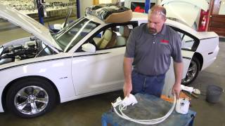 How to Install Fuel Pump Assy E7192M in a 2006 - 2014 Dodge Charger, Challenger, Chrysler 300