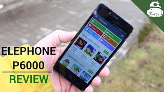 Elephone P6000 review