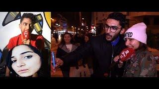 كما لم تروها من قبل زينب سعيد كتسول الناس في الشارع على الراب في المغرب أجوبة صادمة ومضحكة