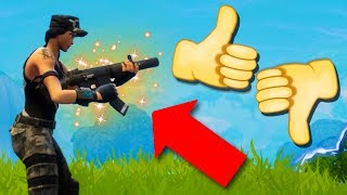 NEW SILENCED SMG! (DLC UPDATE) *IS IT GOOD OR BAD?!*   Fortnite Battle Royale Funny Moments