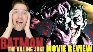 Batman: The Killing Joke - Movie Review