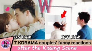 😂 7 K-DRAMA Couples