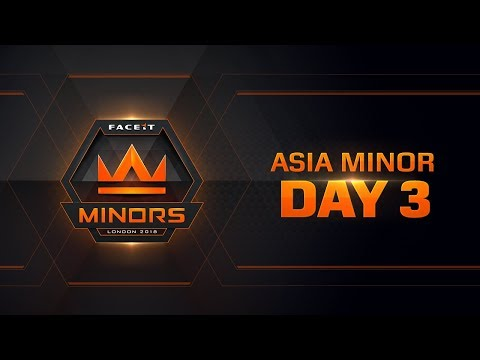 Xxx Mp4 The FACEIT Asian Minor Championship Day 3 3gp Sex
