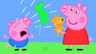 Peppa Pig English Episodes | George's New Balloon   #PeppaPig