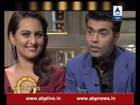Koffee With Karan: Sonakshi Sinha in search of her partner
